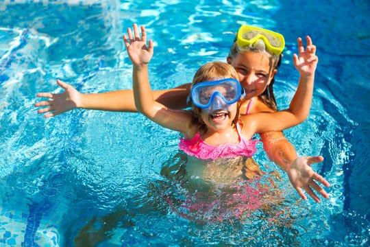 Practice water safety with your children with these helpful tips.