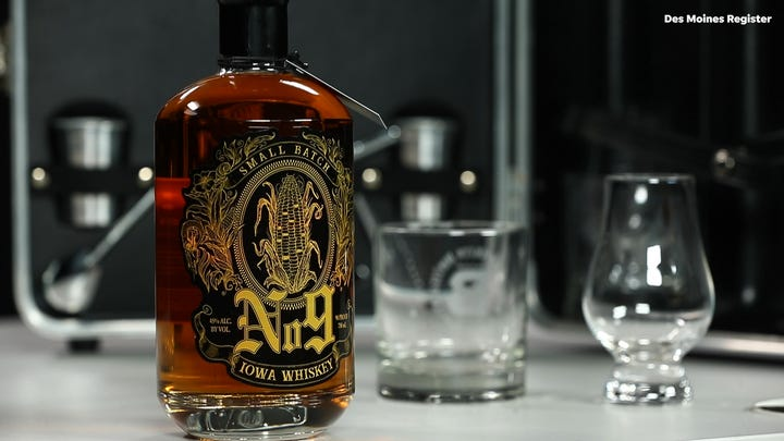 Is Slipknot's new Whiskey any good? We tried it, and we think you'll like it.