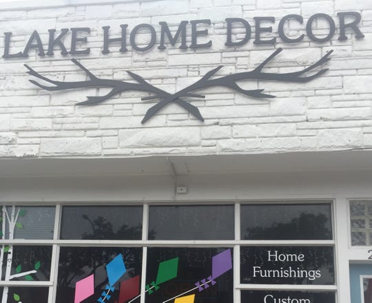 Lake Home Decor on Coolidge Highway in Berkley is closing.