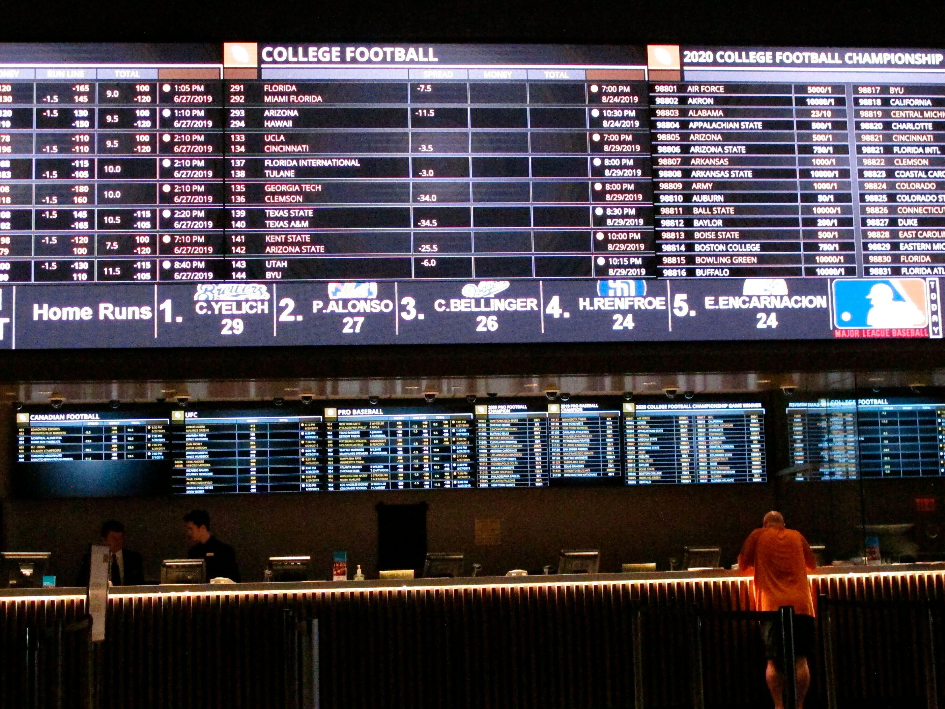 Michigan legal sports betting betting spread vs moneyline parlay