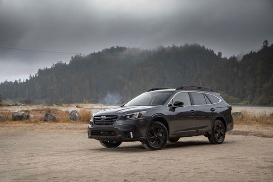 The 2020 Subaru Outback Onyx is a new, $35k trim that comes in a variety of colors - the all-black look is particularly appealing.