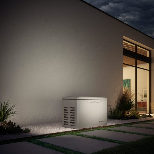 A residential standby home generator is not the same as a portable generator.