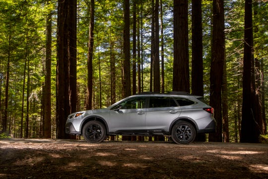 The 2020 Subaru Outback Onyx brings style to once-humble brand with sculpted surfaces and blacked-out trim. At some $20k less than premium brands, the Outback is more refined than ever.