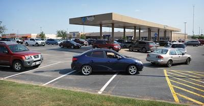 Sam's Club wants to install a fuel center at its store at Harmony Road and Boardwalk. The proposal is working its way through the Fort Collins development process.
