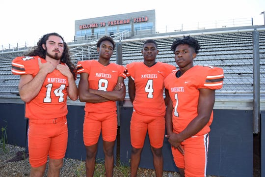 Mauldin is expecting big plays from Jeb McBride, Randy Caldwell, Jameson Tucker and George Ford lll during the 2019 season.