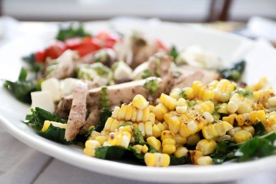 Caprese Cobb Salad