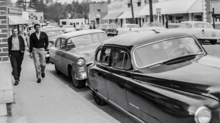 Here's what life at Clemson looked like in the 1950s