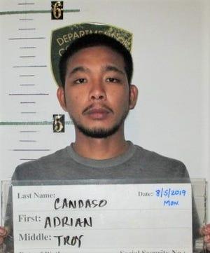 Adrian Troy Candaso