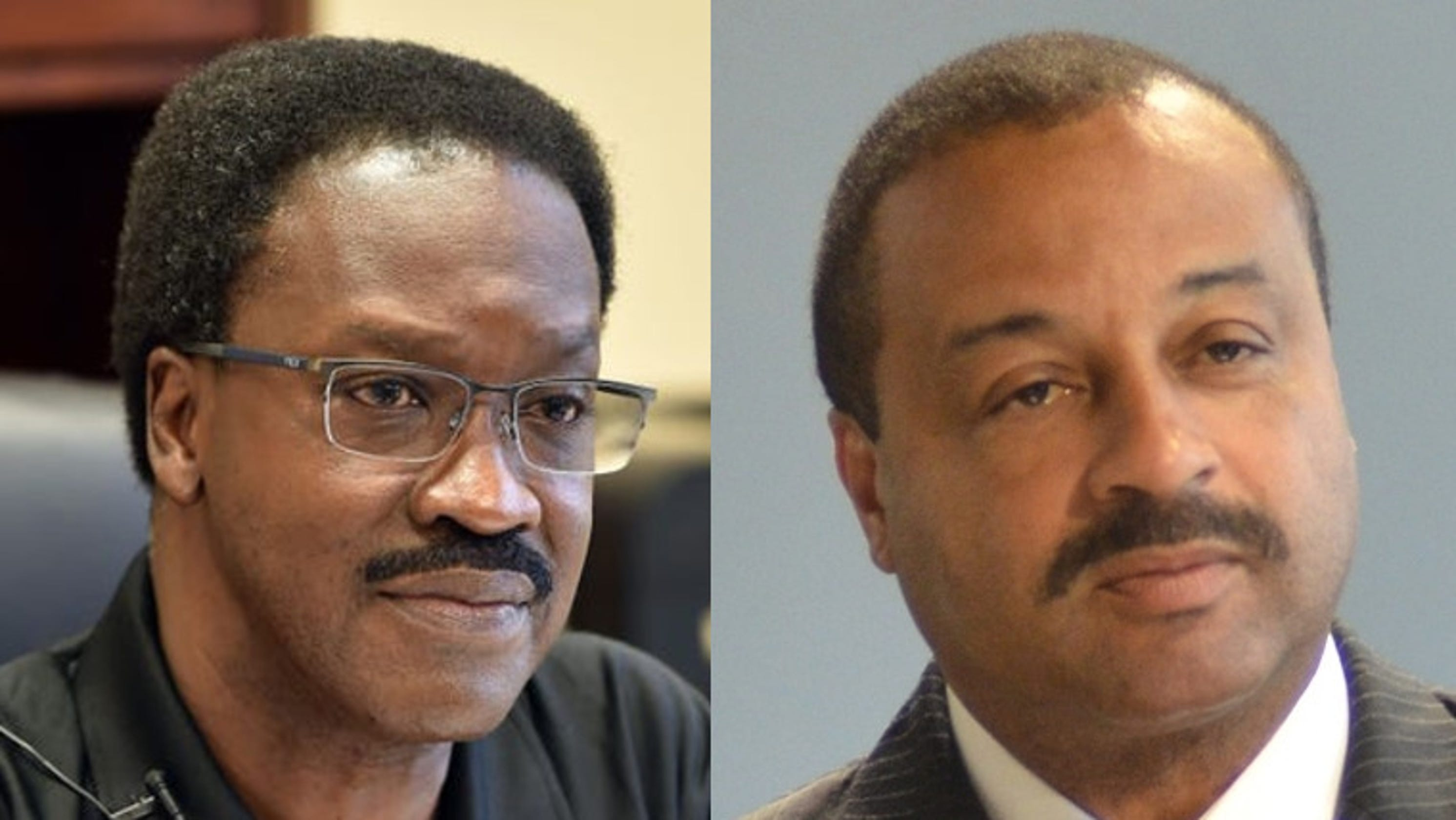 Hinds County sheriff's race: Victor Mason, Lee Vance in runoff