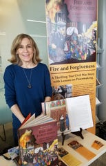 "Martha Dunsky author of ""Fire and Forgiveness: A Nun's Truce with General Sherman"""