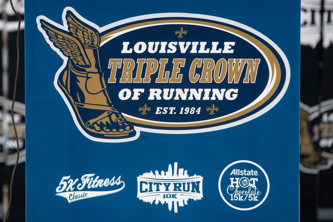 The Louisville Triple Crown of Running race series will be saved after a commitment by EnMotive, a division of RAM Racing, to pump new energy into the three well-established running events. Aug. 7, 2019