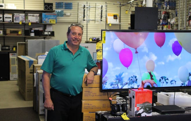 Greg Sens, owner of Servex Electronics Distributing, Inc. in Marion, is closing the family-owned business at the end of August. The Sens family has owned and operated Servex Electronics since 1947, when Greg's father, Charlie, established the business.