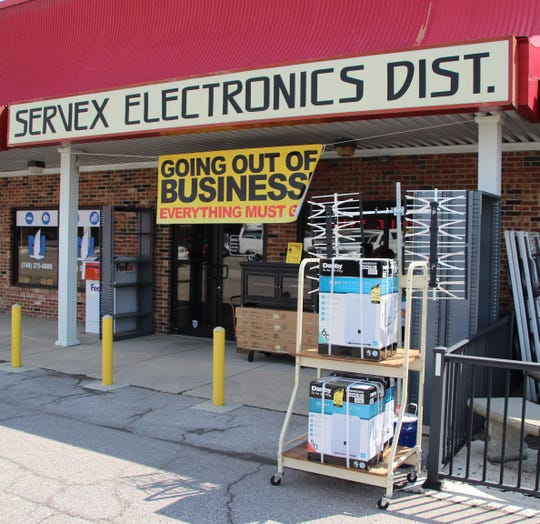 Servex Electronics Distributing, Inc., owned and operated by the Sens family since 1947, will close at the end of August.
