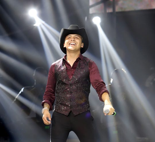 Christian Nodal will sing at Milwaukee's Mexican Fiesta in 2019.
