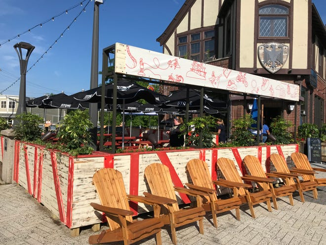 Cafe Bavaria, 7700 Harwood Ave., will become the Buckatabon, a Northwoods-themed restaurant in early 2020, the Lowlands Group said. It opened the beer garden outside Cafe Bavaria this summer with an eye toward the next restaurant.