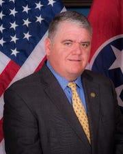 Wilson County Sheriff Robert Bryan