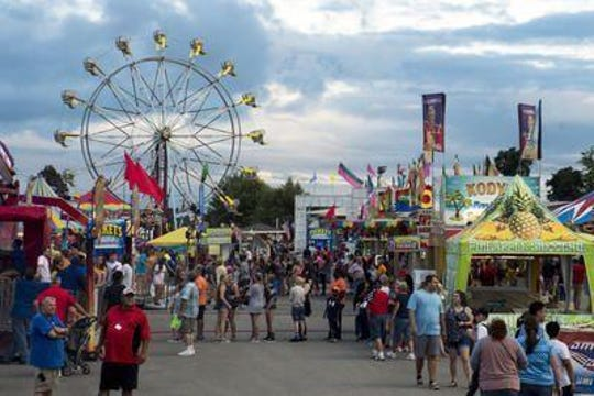 The Wilson County Fair is scheduled for Aug. 16-24 at the James E. Ward Agricultural Center in Lebanon.