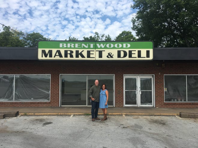 Hailey and Jeremy Hiett are reopening the Brentwood Market & Deli, a longtime staple in the community that predates Brentwood as a city.