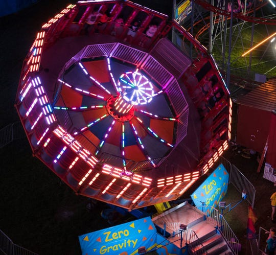 Reithoffer Shows returns to operate this year's carnival at the Wilson County Fair.