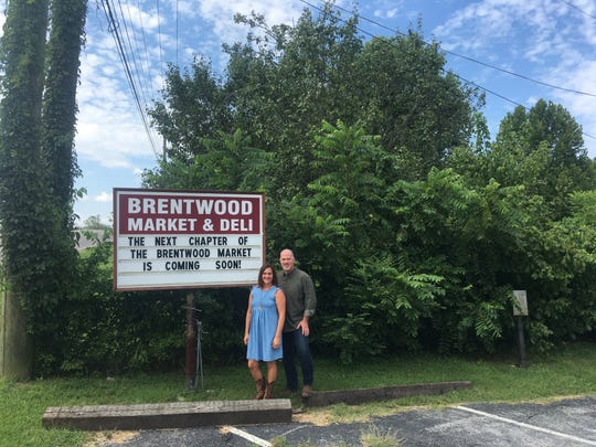 Hailey and Jeremy Hiett, owners of Serve It Up Nashville, are reopening the Brentwood Market & Deli on Franklin Road. The previous owners closed the market earlier this year.