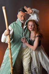 "The Nashville Shakespeare Festival will present ""The Tempest"" as part of its Shakespeare in the Park series."