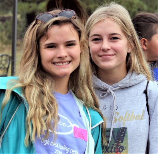 Friendships are formed at summer peace camp that can last a lifetime.