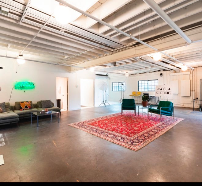 The pop-up bar will be held in the WAYL.A. Studios space.
