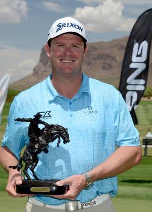 Charlie Beljan of the PGA Tour wins the 2019 Arizona Open