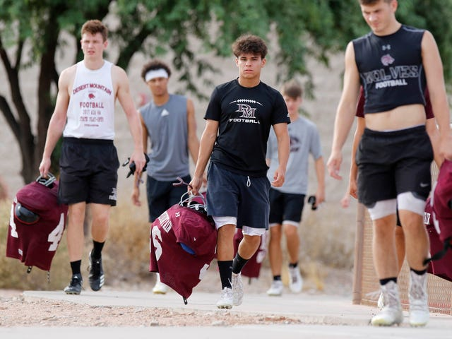 New football coach changing the culture at Desert Mountain