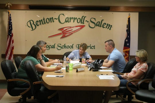 Voters throughout the Benton-Carroll-Salem Local School District will be deciding the fate of a five-year, 3.9-mill emergency levy that would raise an estimated $1.5 million annually for the schools' operating expenses.