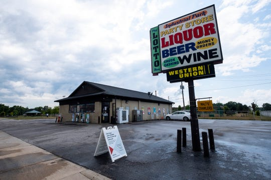 The family that owns the party store on the corner of 24th Street and Dove Road in Port Huron are expanding the store to include a gas station.