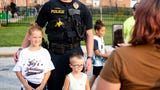 The annual National Night Out celebration brought York's community and law enforcement together for an evening of games, music, and free food.