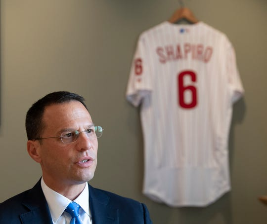 At his office in Philadelphia, Pennsylvania Attorney General Josh Shapiro talks about where things stand since the landmark grand jury report a year ago revealed 301 abusive priests in Pennsylvania.