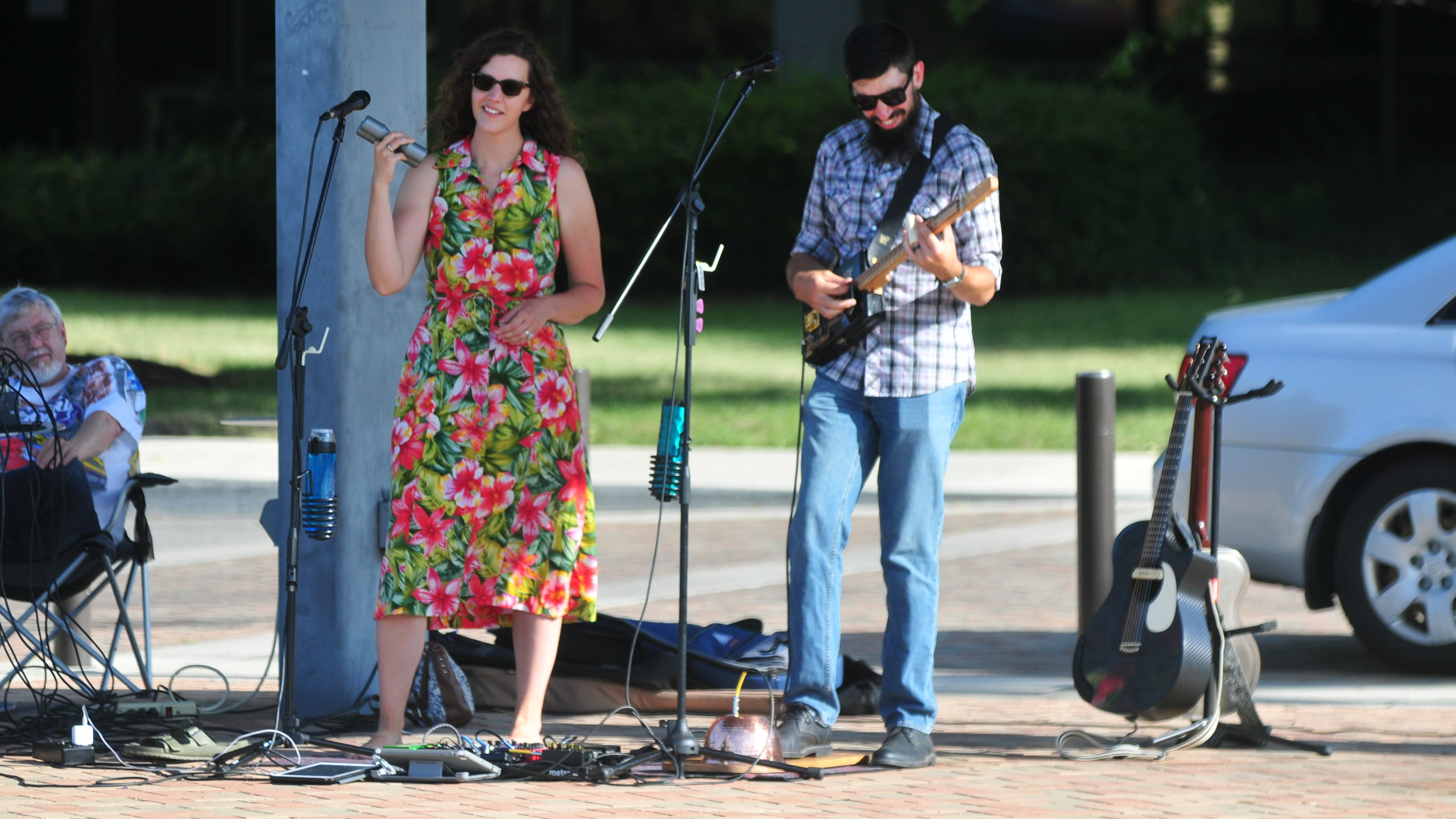 Weekly evening markets, lunch concerts to begin