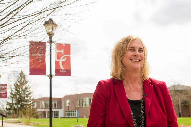 Anne Houtman, Earlham College's 20th president