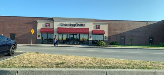 Charming Charlie at Marketplace mall will close by end of August.