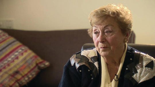 Holocaust Survivor Jona Laks, one of the few remaining survivors of Mengele's human experiments on twins.