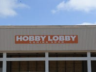 Hobby Lobby getting ready to open Salinas store at Northridge Mall