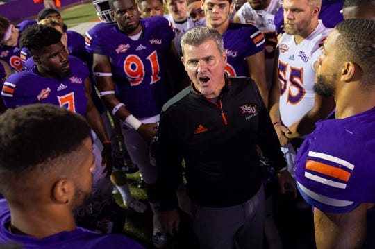 Northwestern State head coach Brad Laird announced the Demons had 10 players sign early.