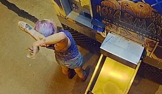 The Bossier Sheriff's Office is asking for help in identifying this theft suspect.