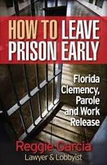 """How to Leave Prison Early"" is among the books on the banned list in Florida prisons."