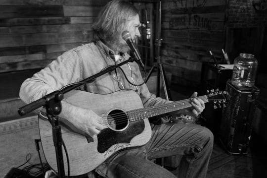 Bluesman John Ford hits the Blue Tavern on Thursday.