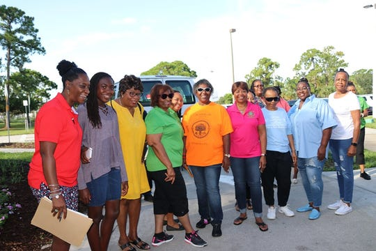 Volunteers make the Back to School Bash at the Gifford Youth Achievement Center possible each year.