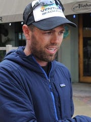 Josh Spiker is founder and course director for the Ventura Marathon.