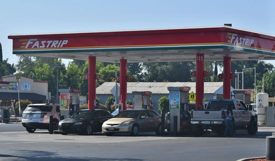 Farmersville Fastrip home to California's cheapest gas pump