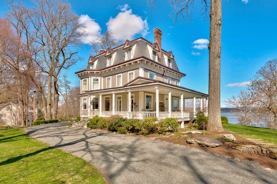 Glenholme—the renovated Victorian-style estate used in the filming of the 1998 movie Stepmom— was just listed for $3.75 million.
