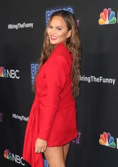Chrissy Teigen is no fan of Equinox - especially after hearing about the Trump fundraiser.