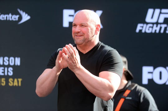 UFC president Dana White opted to wave all exclusive negotiation and matching rights with Cris Cyborg.