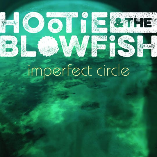 "Cover art of Hootie & the Blowfish's upcoming album, ""Imperfect Circle."""