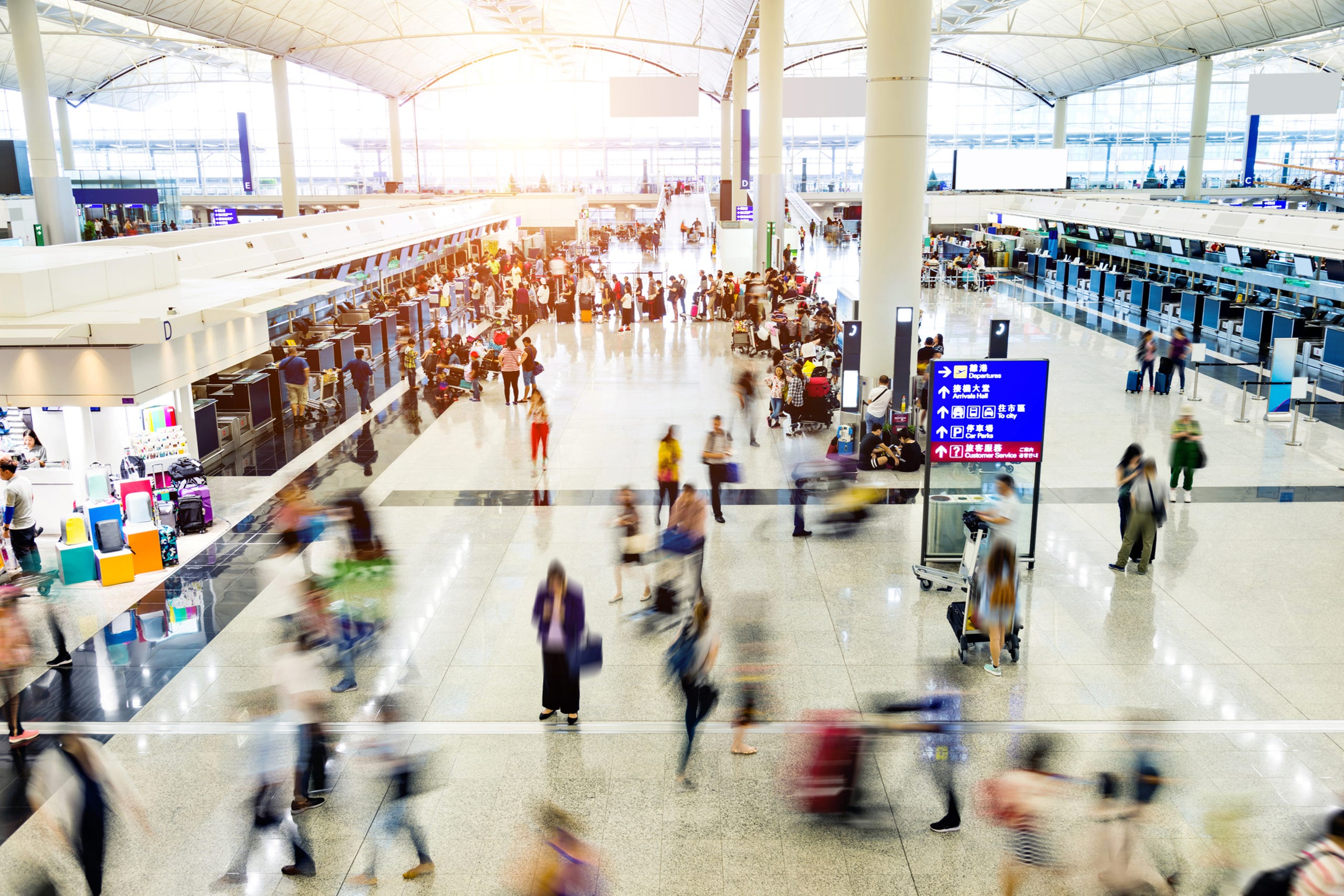 The world's busiest airports, ranked: Which U.S. hub was No. 1?